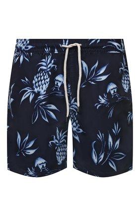 Мужские плавки-шорты POLO RALPH LAUREN темно-синего цвета, арт. 710834854 | Фото 1