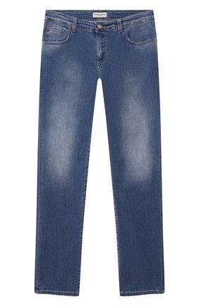 Детские джинсы PAOLO PECORA MILANO синего цвета, арт. PP2611/8A-12A   Фото 1