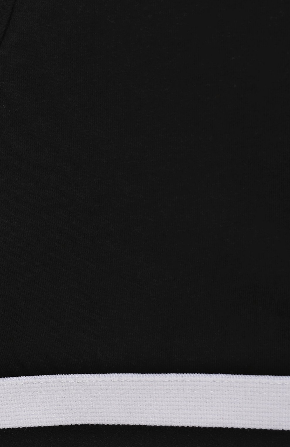 Детский бра-топ SANETTA черного цвета, арт. 346632 | Фото 3