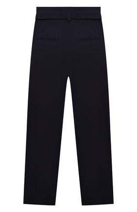 Детские брюки LES COYOTES DE PARIS синего цвета, арт. 115-30-052   Фото 2