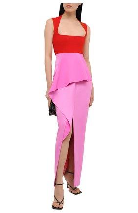 Женское платье SOLACE разноцветного цвета, арт. 0S29051   Фото 2