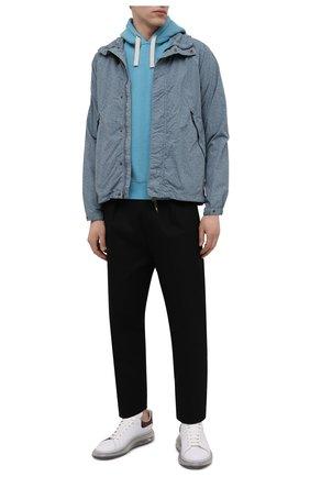Мужская куртка ASPESI бирюзового цвета, арт. S1 I I116 G402 | Фото 2