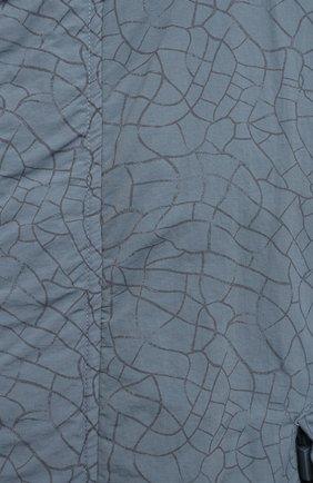 Мужская куртка ASPESI бирюзового цвета, арт. S1 I I116 G402   Фото 5 (Кросс-КТ: Куртка, Ветровка; Рукава: Длинные; Материал внешний: Синтетический материал; Длина (верхняя одежда): Короткие; Стили: Кэжуэл)