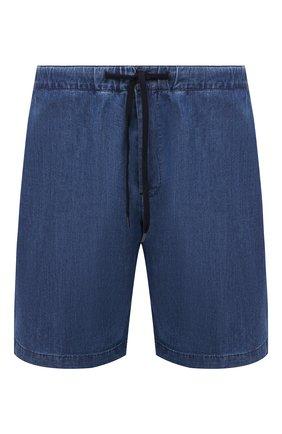 Мужские джинсовые шорты PT TORINO голубого цвета, арт. 211-CB BLW7Z20CL1/TU33C | Фото 1
