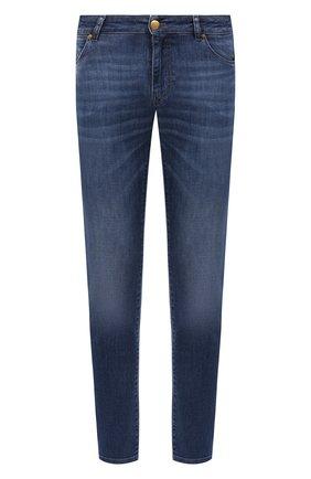 Мужские джинсы PT TORINO синего цвета, арт. 211-C5 VJ05Z10GTL/TX25 | Фото 1