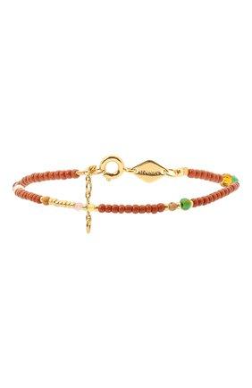 Женский браслет ANNI LU бордового цвета, арт. 180-02-13 | Фото 1
