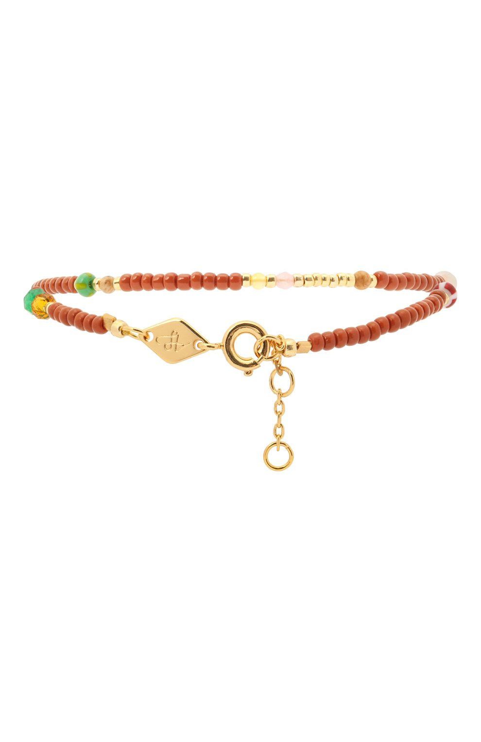Женский браслет ANNI LU бордового цвета, арт. 180-02-13 | Фото 2