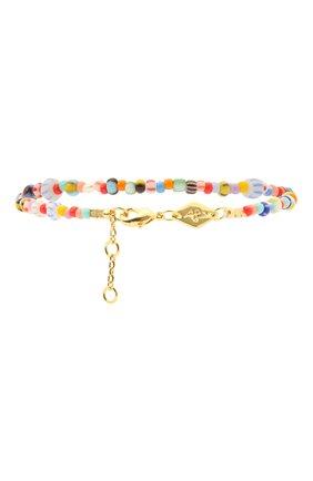 Женский браслет  alaia ANNI LU разноцветного цвета, арт. 191-10-12   Фото 2 (Материал: Стекло, Металл)