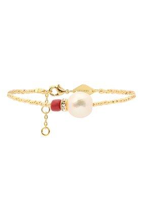 Женский браслет sun dance ANNI LU золотого цвета, арт. 201-10-04 | Фото 1