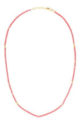 Женское колье sangria ANNI LU красного цвета, арт. 201-20-49 | Фото 1