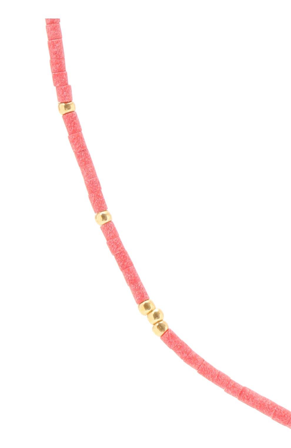 Женское колье sangria ANNI LU красного цвета, арт. 201-20-49 | Фото 2