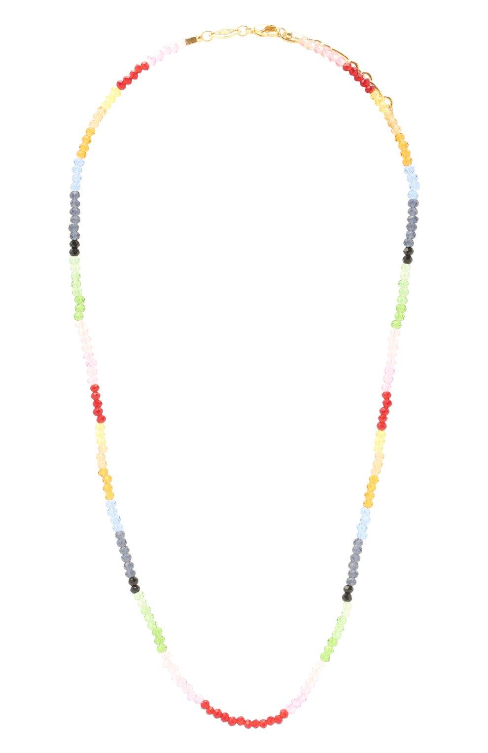 Женское колье chasing rainbows ANNI LU разноцветного цвета, арт. 201-20-61 | Фото 1
