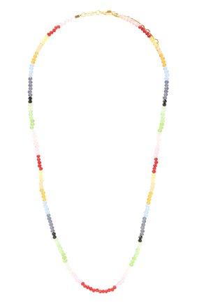 Женское колье chasing rainbows ANNI LU разноцветного цвета, арт. 201-20-61   Фото 1