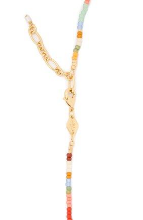 Женское колье ANNI LU разноцветного цвета, арт. 202-20-20 | Фото 2