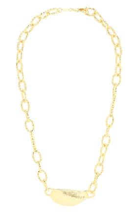 Женское колье ANNI LU золотого цвета, арт. 202-20-26 | Фото 1