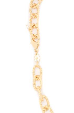 Женское колье ANNI LU золотого цвета, арт. 202-20-26 | Фото 3