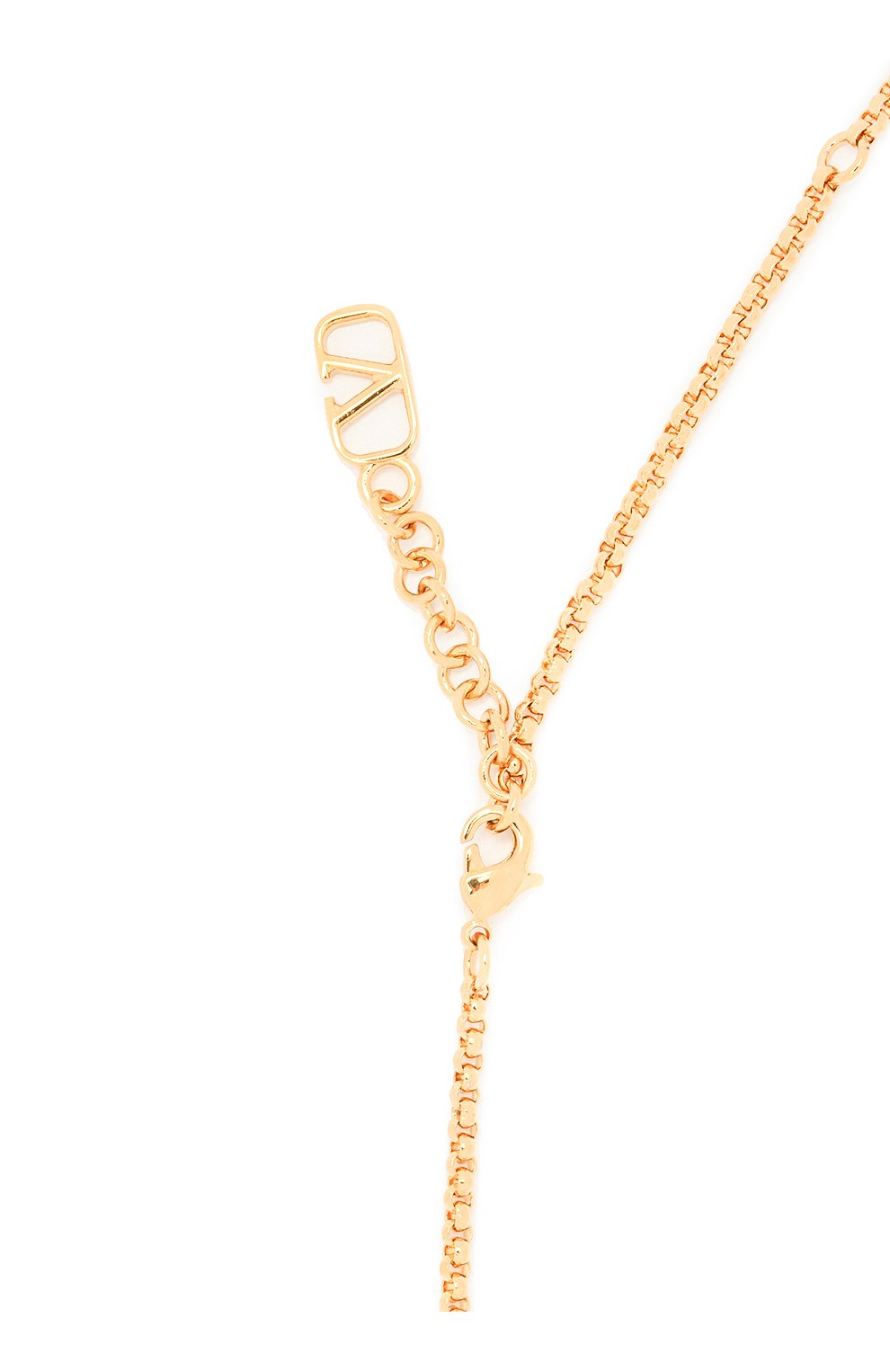 Женское колье valentino garavani VALENTINO золотого цвета, арт. VW2J0H27/UXM | Фото 3
