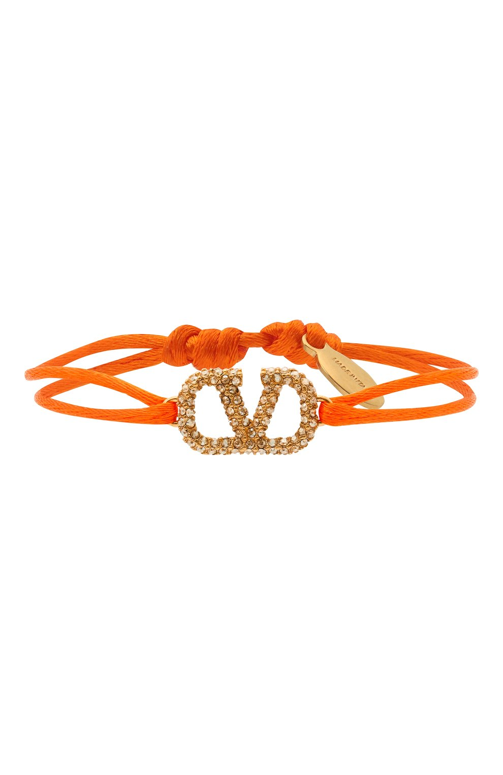 Женский браслет valentino garavani VALENTINO оранжевого цвета, арт. VW0J0F81/YAB | Фото 1