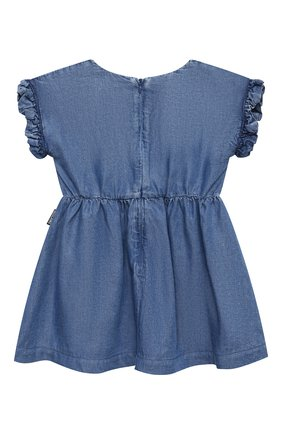 Женский платье MOSCHINO синего цвета, арт. MDV08Q/L0E05 | Фото 2