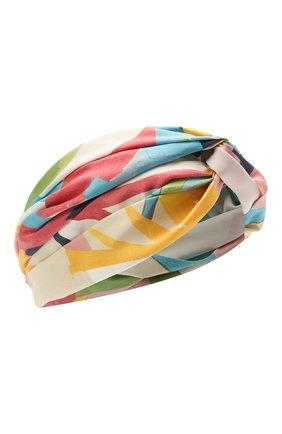 Женская повязка на голову INVERNI разноцветного цвета, арт. 5174 FT | Фото 1