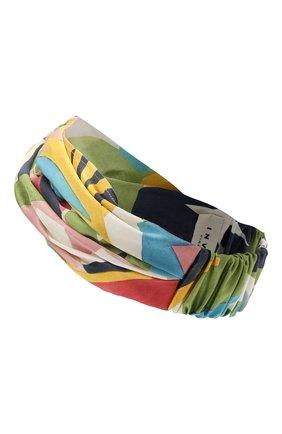 Женская повязка на голову INVERNI разноцветного цвета, арт. 5174 FT | Фото 2