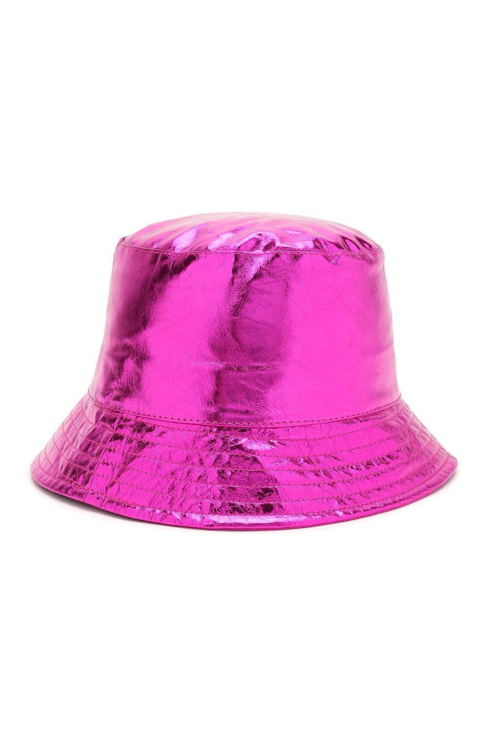 Женская панама ISABEL MARANT розового цвета, арт. CU0026-21E032A/HALEY   Фото 1