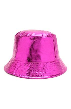 Женская панама ISABEL MARANT розового цвета, арт. CU0026-21E032A/HALEY | Фото 2