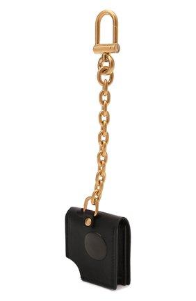 Кожаный чехол для airpods OFF-WHITE черного цвета, арт. 0WNU001S21LEA003 | Фото 2