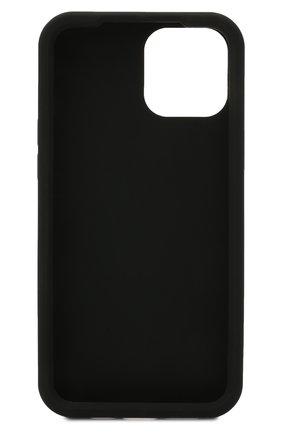 Чехол для iphone 12 pro max DOLCE & GABBANA фуксия цвета, арт. BI2908/A0700 | Фото 2