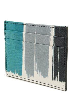 Мужской кожаный футляр для кредитных карт DOLCE & GABBANA разноцветного цвета, арт. BP0330/AZ657 | Фото 2