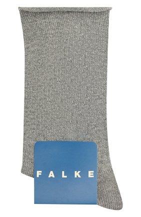 Детские носки FALKE серого цвета, арт. 12174. | Фото 1