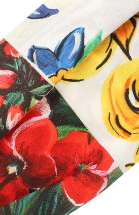 Детская повязка DOLCE & GABBANA разноцветного цвета, арт. LN4H91/G7YQJ   Фото 3