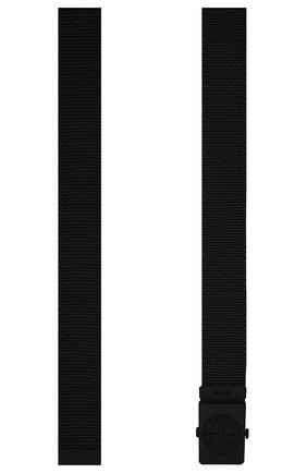 Детский ремень STONE ISLAND черного цвета, арт. 741690461 | Фото 2
