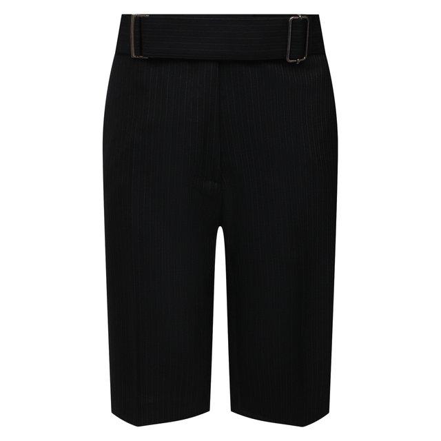 Шерстяные шорты Dries Van Noten
