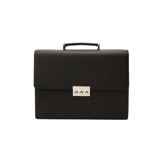 Кожаный портфель Brioni