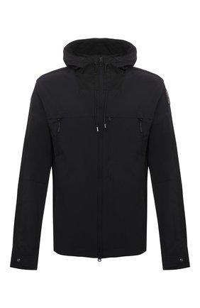 Мужская куртка yayoi PARAJUMPERS черного цвета, арт. RT01/YAY0I   Фото 1