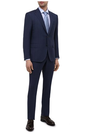 Мужская хлопковая сорочка ETON голубого цвета, арт. 1000 03055 | Фото 2