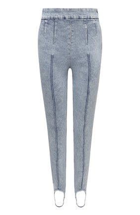 Женские джинсы со штрипками ISABEL MARANT голубого цвета, арт. PA1825-21P015I/NAN0ULI | Фото 1