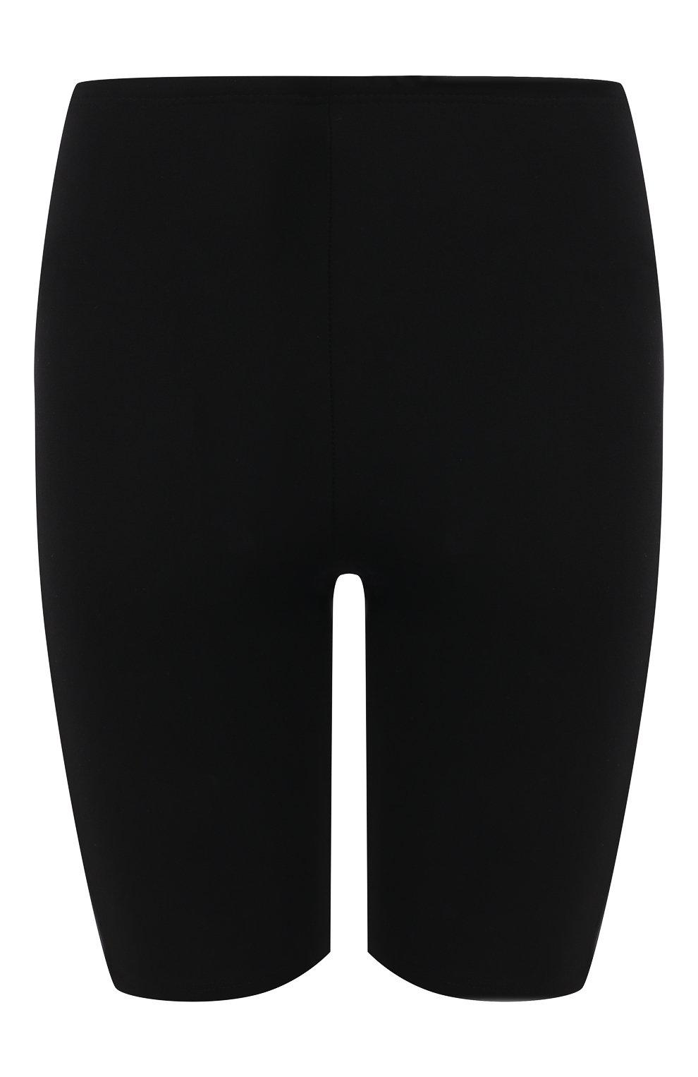 Женские шорты из вискозы PACO RABANNE черного цвета, арт. 19EJPA006VI0071   Фото 1