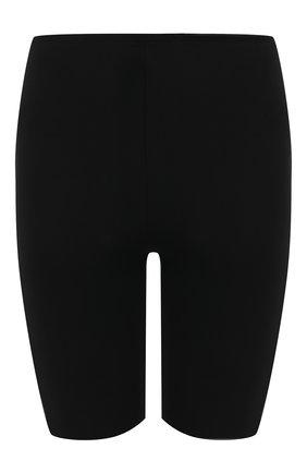Женские шорты из вискозы PACO RABANNE черного цвета, арт. 19EJPA006VI0071 | Фото 1