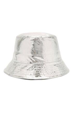 Женская панама ISABEL MARANT серебряного цвета, арт. CU0026-21E032A/HALEY | Фото 1