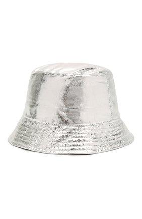 Женская панама ISABEL MARANT серебряного цвета, арт. CU0026-21E032A/HALEY | Фото 2