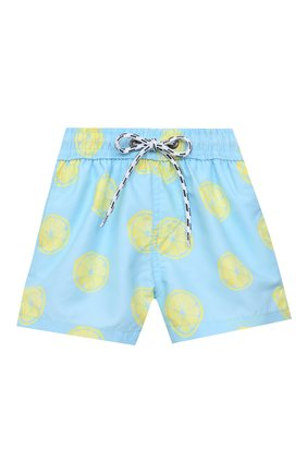 Детские плавки-шорты SNAPPER ROCK голубого цвета, арт. B90096   Фото 1
