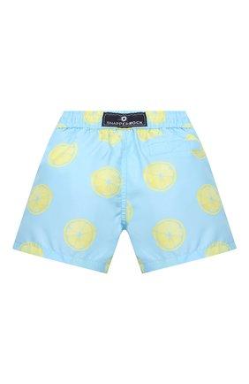 Детские плавки-шорты SNAPPER ROCK голубого цвета, арт. B90096   Фото 2