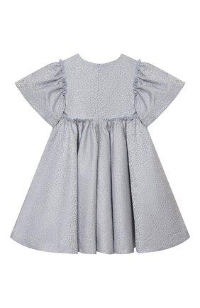 Детское платье bjork ZHANNA & ANNA голубого цвета, арт. ZALB07022021 | Фото 2