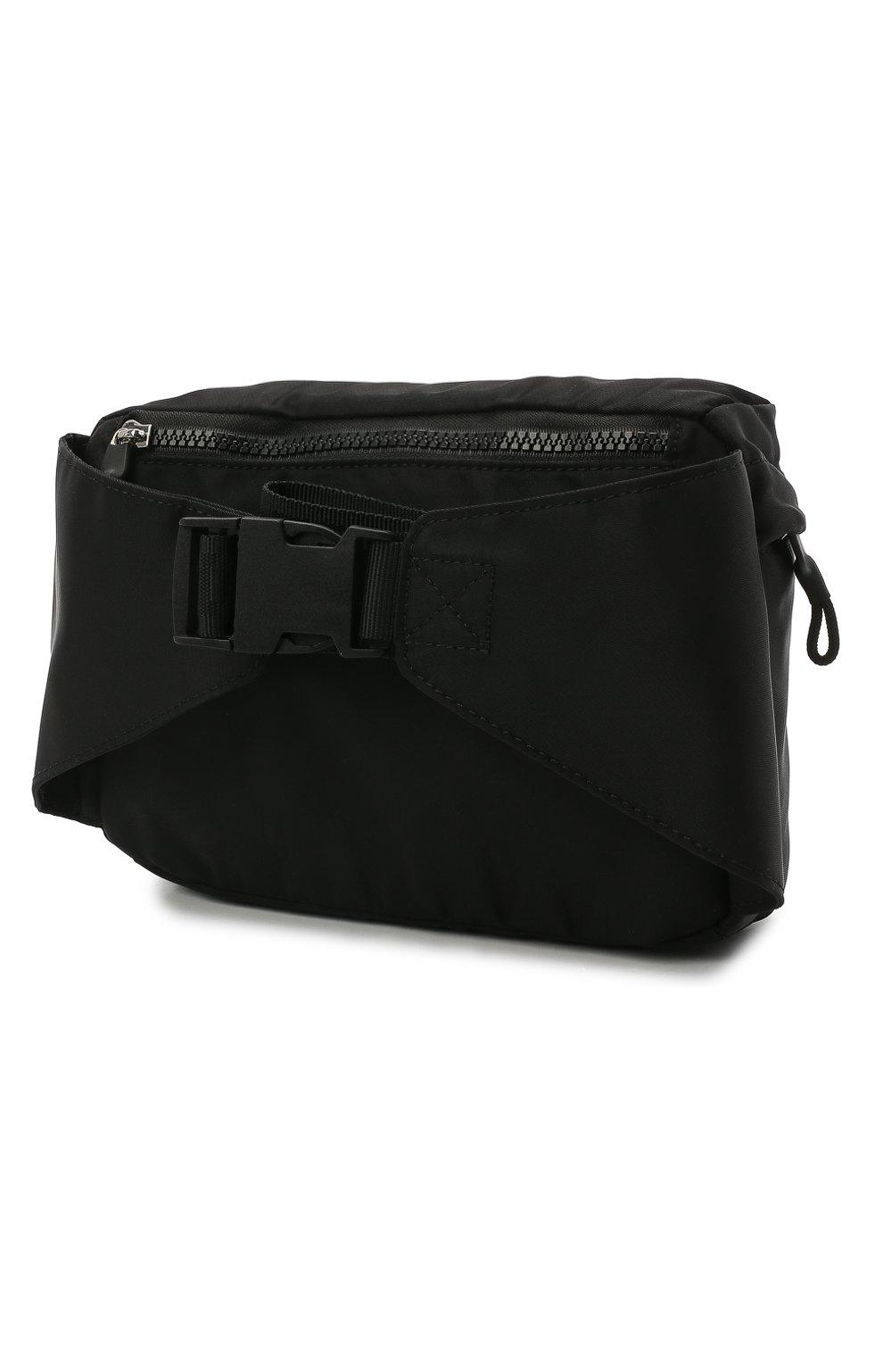 Детская поясная сумка DSQUARED2 черного цвета, арт. DQ0138-D005T | Фото 2