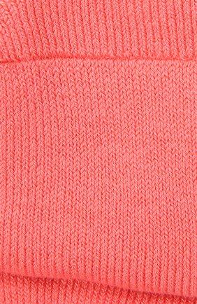 Детские хлопковые носки FALKE кораллового цвета, арт. 10500. | Фото 2