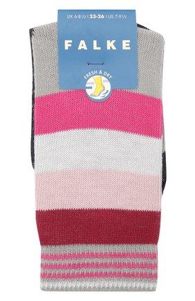 Детские носки FALKE розового цвета, арт. 12296. | Фото 1