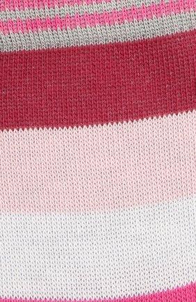 Детские носки FALKE розового цвета, арт. 12296. | Фото 2
