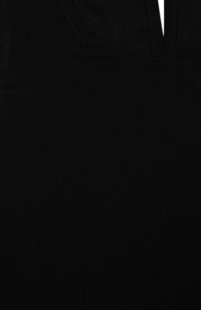 Детский топ ZHANNA & ANNA черного цвета, арт. ZAG01252Black   Фото 3
